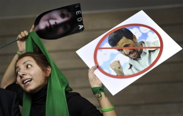 Protesty w Iranie nie ucichły, mimo iż od kontrowersyjnych wyborów mija już prawie pół roku (Zdjęcie: AP Photo/Alvaro Barrientos)