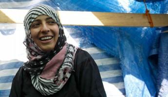 Jemeńską obrończynię praw człowieka, Tawakkul Karman, uhonorowano pokojową Nagrodą Nobla (Zdjęcie: NobelPrize.org)
