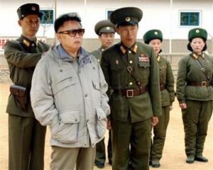 Kim Dzong Il, Korea Północna, Korea, Korea Południowa, atom, program nuklearny