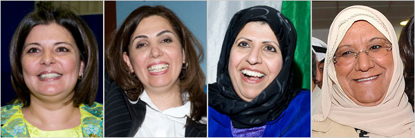 kuwait-women-elected-to-national-assembly-2009
