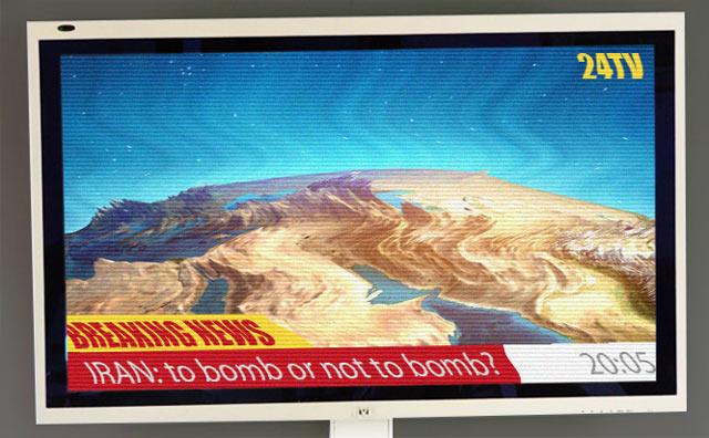 Media serwują nam zakłócony obraz Bliskiego Wschodu (fot. politykaglobalna.pl, na podstawie fot. Up Your Ego/Flickr)