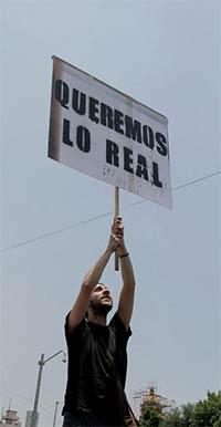 """""""Chcemy tego, co prawdziwe"""" (Rodrigo Moctezuma Araoz)"""