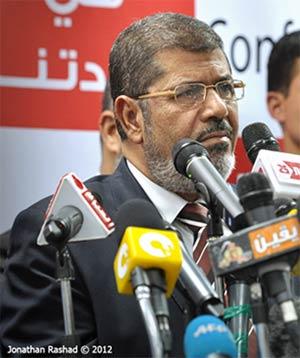 Mohammed Morsi (Zdjęcie: Flickr/Jonathan Rashad-CC)