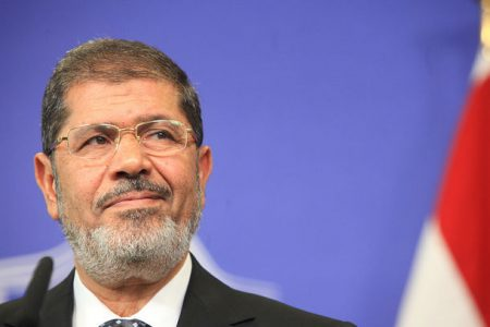 Mohammed Mursi (Zdj. European External Action Service - EEAS - Flickr/CC)