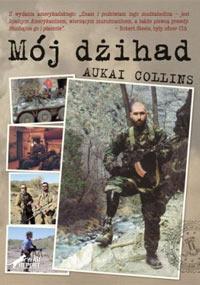 Mój dżihad - Aukai Collins - okładka