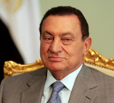 Hosni Mubarak (Zdjęcie: topnews.in)