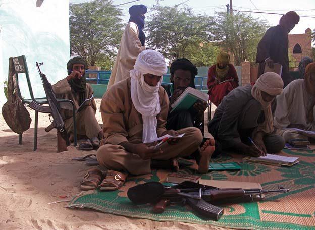Islamscy terroryści z Mali zagrażają stabilności całej Afryki Północnej i Zachodniej (fot. Flickr: Magharebia)