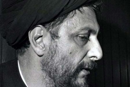 Musa al-Sadr (Fot. islamicinvitationturkey.com)