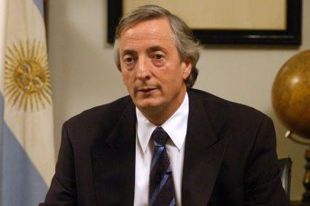Nestor Kirchner. Zdjęcie z roku 2005 (Źródło: cadal.org)