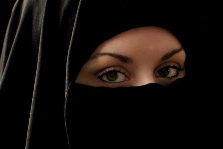 Kobieta w nikabie (Flickr:Flооd/CC)