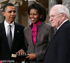 Zaprzysiężenie Baracka Obamy (Źródło: Getty Images)