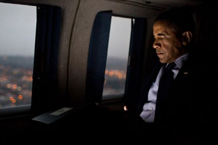 Prezydent USA Barack Obama. Fot. Pete Souza, Flickr: White House.