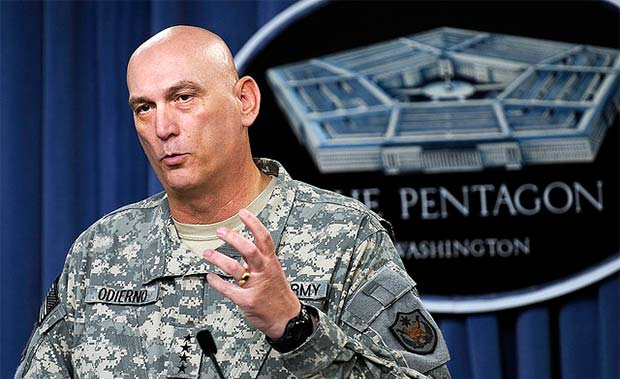 Generał Raymond T. Odierno (Fot. DOD/U.S. Air Force Master Sgt. Jerry Morrison)