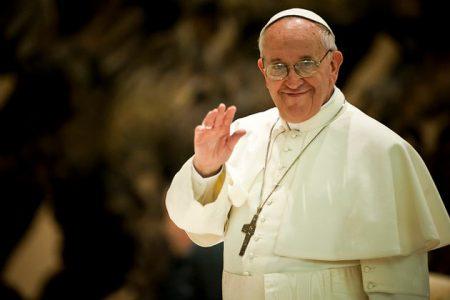 Papież Franciszek (© Mazur/catholicnews.org.uk)
