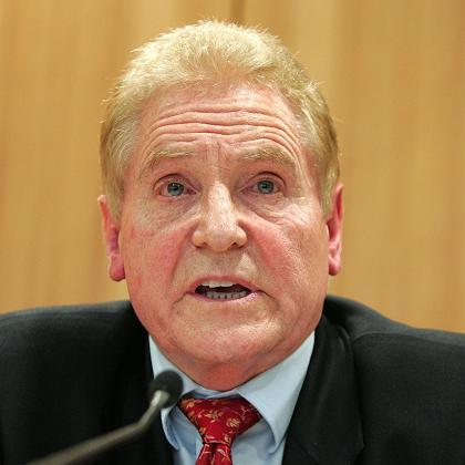 Rudi Pawelka, szef Powiernictwa Pruskiego