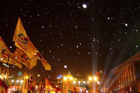 Pomarańczowa rewolucja kojarzy się dziś Ukraińcom z korupcją i nepotyzmem