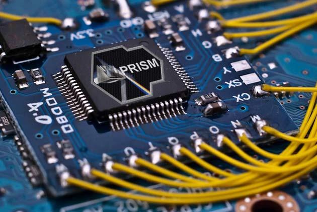 PRISM - system inwigilacji. Fot. Malinkrop/Flickr/mod:PG