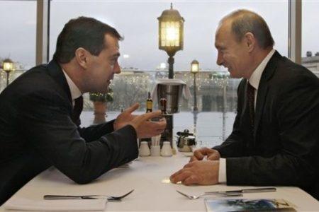 Rosja, Miedwiediew, Putin, wybory w Rosji