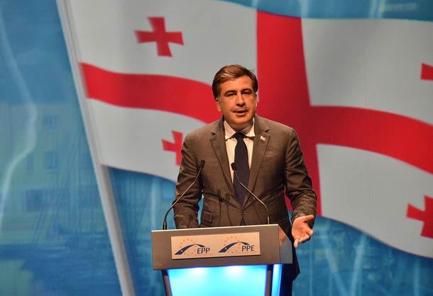 Micheil Saakaszwili (Źródło: Flickr/European People's Party - EPP/CC)