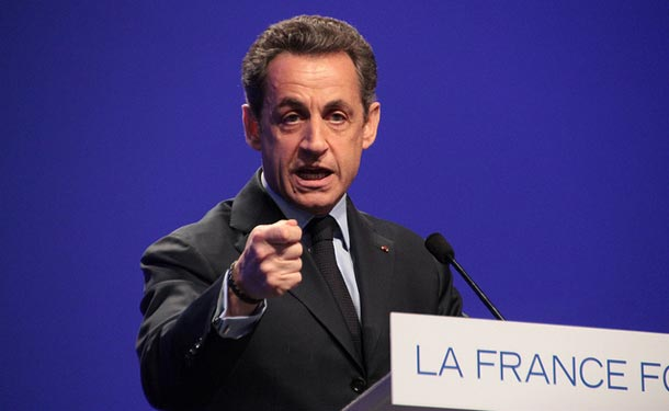 Nicolas Sarkozy (Flickr/UMP Photo)