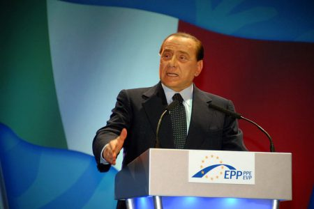 Silvio Berlusconi (fot. European People's Party - EPP/Flickr/CC)