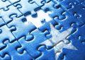 Somalia - flaga - puzzle
