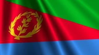 Flaga Erytrei (Shutterstock)