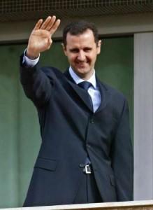 Prezydent Syrii, Bashar Al-Asad
