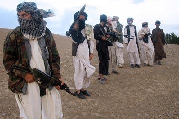 Pakistańscy terroryści rosną w siłę - twierdzi Ahmed Rashid (Zdjęcie: lintv.org)