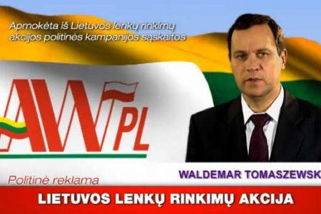 Spot Akcji Wyborczej Polaków na Litwie (youtube.com)