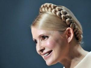 Julia Tymoszenko. Zdjęcie: blog.kievukraine.info