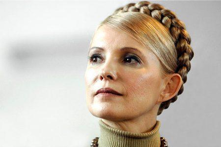 Julia Tymoszenko (fot. European Parliament / Pietro Naj-Oleari / Flickr)