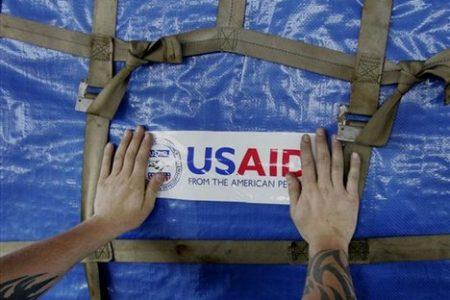 Pomoc rozwojowa USAID (AP / Wally Santana)