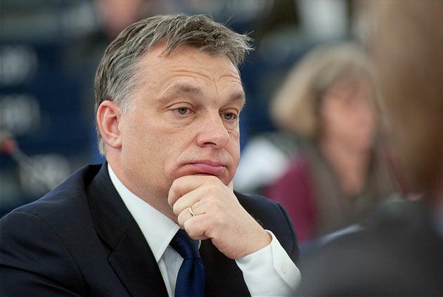 Viktor Orbán (fot. European Union 2012 EP/Pietro Naj-Oleari/Flickr)