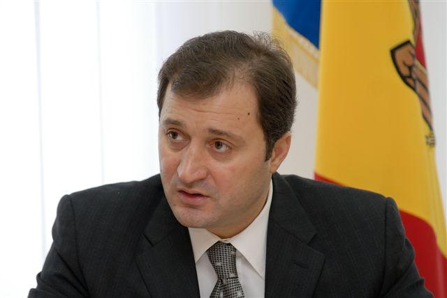 Vlad Filat, premier Mołdawii (Źródło: Moldova.md)