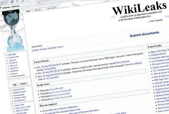 Serwis WikiLeaks