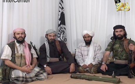 Liderzy jemeńskiej Al-Kaidy