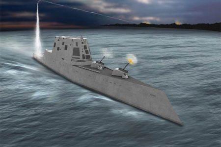 USS Zumwalt (Wikimedia Commons-CC)